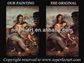 bakire ve çocuk St Anne üreme yağlıboya satışı için Leonardo Da Vinci