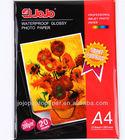 JOJO Photo Paper 200g A4 Glossy Inkjet Photographic Paper