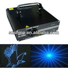 500mW Blue Animation laser show system / stage lights