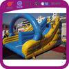 Popular outdoor kids inflatable large slide for sale