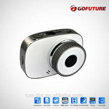 Full hd 1080p 120 degree angle G-sensor motion detect parking control plate number warter print CE ROHS FCC car camcorder dvr