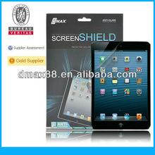 High quality screen protectors for iPad mini oem/odm (Anti-Fingerprint)