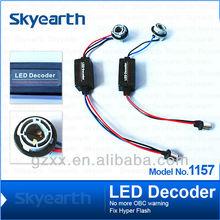 LED decoder no more OBC warning fix hyper flash 1157