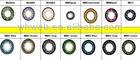 wholesale newest color contacts /iris color contact lens wholesale contacts