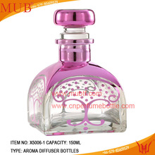 2015 accept customzied Design best price can be provide reed diffuser bottles