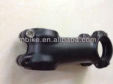 bike stem by aluminum alloy with 28.6/31.8mm diameter ,length:80/90/100/110mm