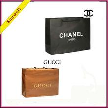 Nome da empresa de sacos de papel saco de papel de luxo