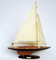 COTTON BLOSSOM II SAILING YACHT MODEL - CRAFT BOAT