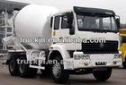 8 cube Concrete Mixer/Sinotruck Gold Prince/Volvo technology ZZ5251GJBN3641C