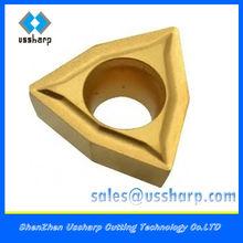 Cutting Inserts for CNC Turning Machine made in China WNMG/ Diamond Tip Insert