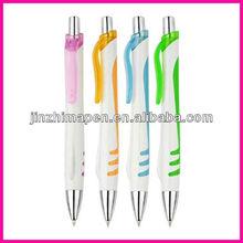 Secondary forming ad ballpoint pen