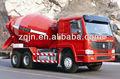 Baixo preço 8-16cbm 6x4 howo caminhão betoneira