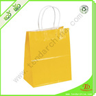 cheap paper shopping bag for gift packing, colorful printing