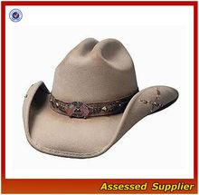 Fashion 100% wool hats for men/ felt hats men/ cheap wool felt hat wholesale