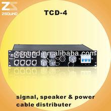 best pro audio power distribution box system TCD -4