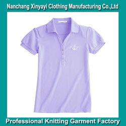 Women Casual Clothes 2014 Summer Trend / Wholesale Clothing Plain Clothes / Online Wholesale Shop Polo T-shirt