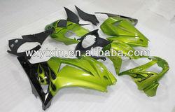 Full Fairing Body Kit Work For NINJA 250R ABS Plastic