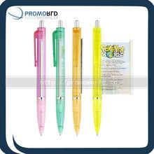 cheap promotional plastic banner pens