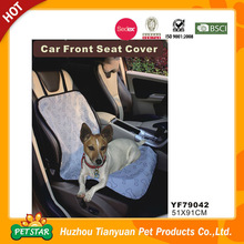 Luxury Pet Dog Car Seat Cover, Car Front Seat Cover