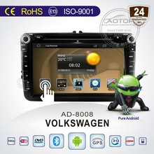 8 Inch android 4.0 car dvd With Bluetooth,GPS,3G,WIFI,RDS,Steering Wheel Control