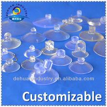 Transparent PVC Suction Cups