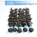 Kbl remy hair products, armadura del pelo brasileño barato