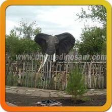 Fiberglass Animal Elephant For Sale