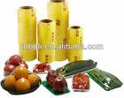 PVC cling film food wrap, pvc cling film wrap, food cling film