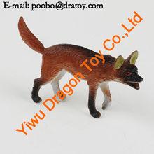 hot plastic toy dog