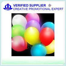 Events use/Latex led balloon lights wholesale