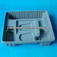 plastic tray insert, plastic storage trays, disposable plastic cube trays