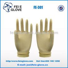natural color dental gloves latex medical