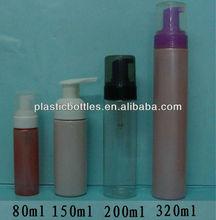 200ml, 320ml, 150ml, 80ml PET foam bottle