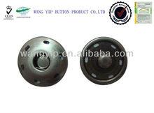 metal alloy wheels take button press silver snap button