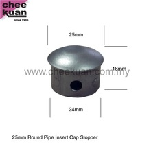 Furniture Pipe Metal End Cap