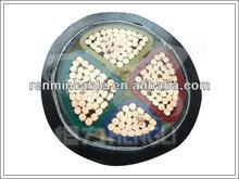 Great quality Aluminium or copper Armoured Cable,STA Armoured Cable,4 Core Armoured Cable
