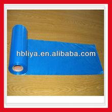 OEM design plastic blue plastic bag for garbage