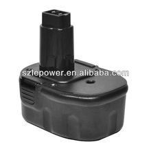 Power tool battery for Dewalt brand the model are DC9091,DE9038,DE9091,DE9092,DE9094,DE9502,DW9091,DW9094.material is MI-MH