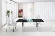 Newst Pattern High Glossy Modern Design Furniture Computer Table X806B
