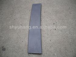 FOR Evolution 6 OEM Style carbon fiber rear spoiler blade for Mitsubishi