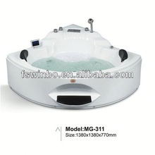 2015 new hot sale massage bathtub used cast iron bathtubs for sale