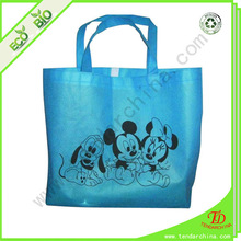 non-woven tote bag for shopping and promotional gift