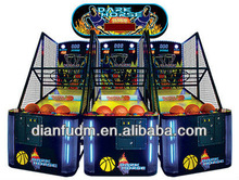 New Model Arcade Street Basketball Machine/ Sport Basketball Machine / Shooting Basketball Game