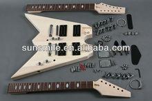 China Musical Instrument Electric Guitar Kit GK SBD 20
