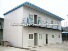 light steel prefab house modular home hotel shop construction prefabricated office house