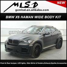 Car parts auto spare pack aero kit X*6 Haman body kit