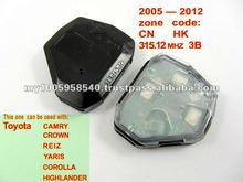 2005-2012 312.12MHZ 3B CN HK Toyota car key remote control