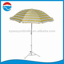 210CM*8K promotional windproof patio umbrella