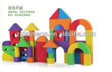 foam block building block custom building block