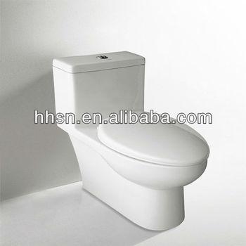 simple ceramic toilet HH6T171
